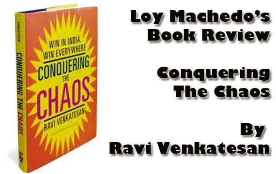 Conquering the Chaos by Ravi Venkatesan