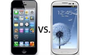 Samsung versus iPhone