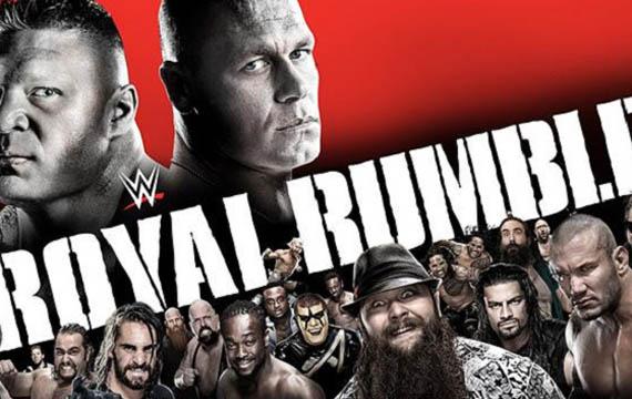 Royal Rumble 2015