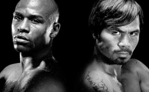 Floyd Mayweather, Jr. vs. Manny Pacquiao