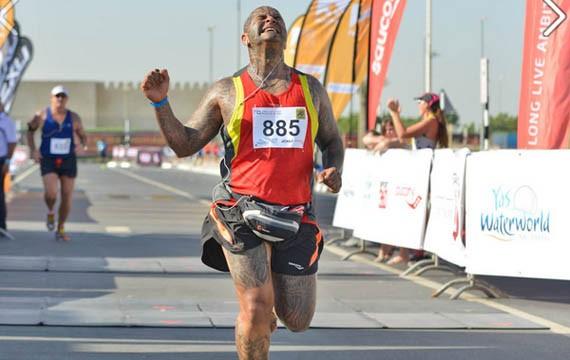 Loy Machedo Marathon Running