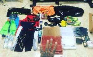 Loy Machedo's Runners Checklist