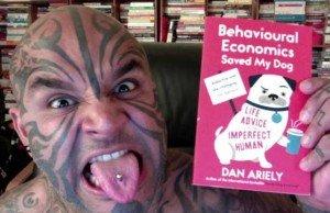 Behavioural Economics Saved My Dog by Dan Ariely