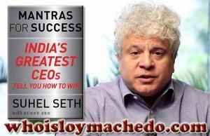 Mantras For Success - Suhel Seth