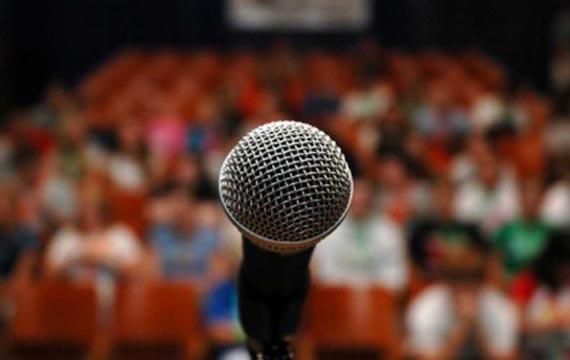 Professional Public Speaker