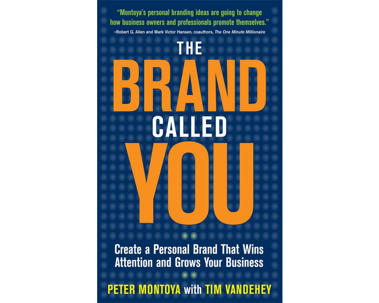 Loy Machedo S Book Review The Brand Called You By Peter