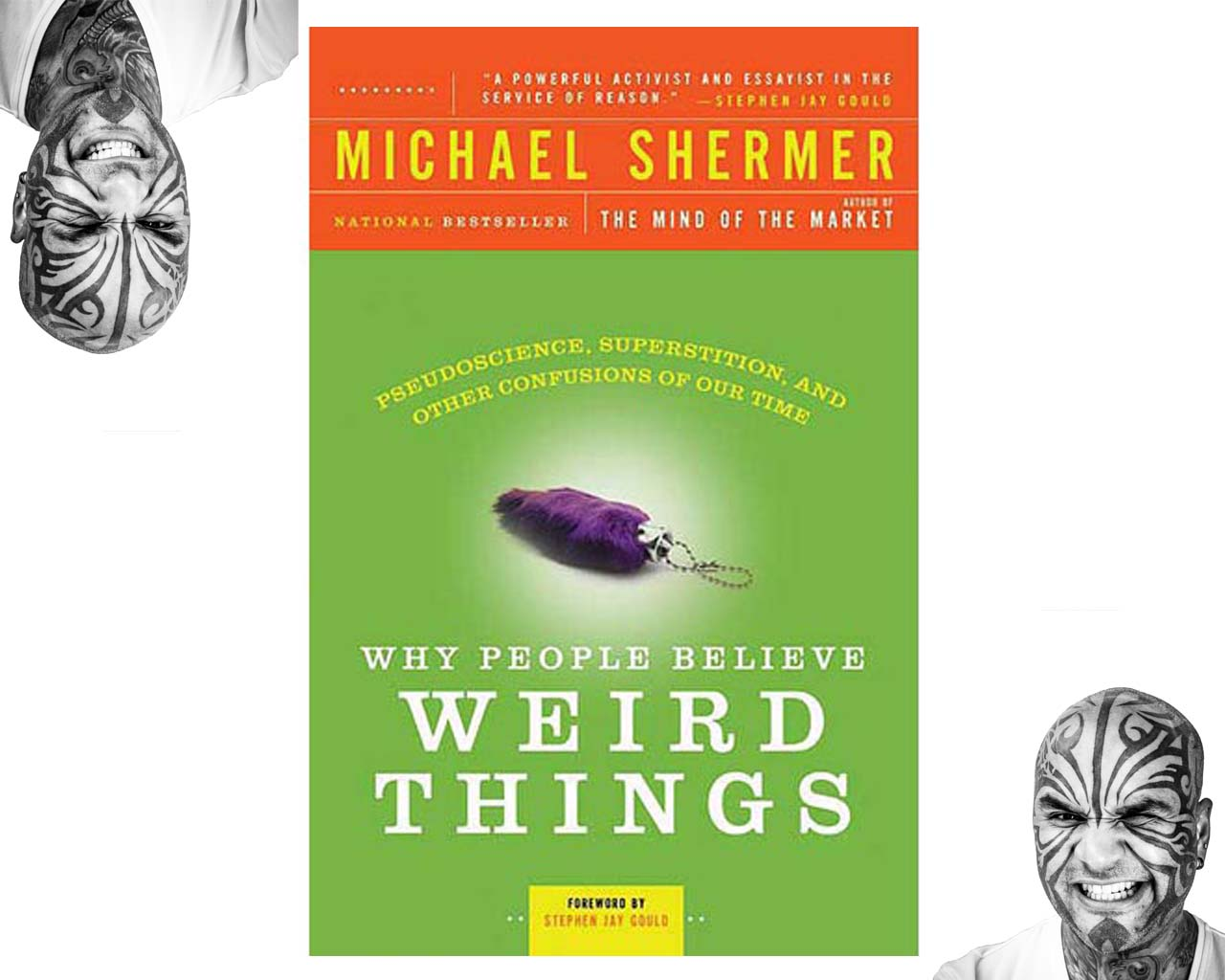 a review of m shermans book why people believe weird things