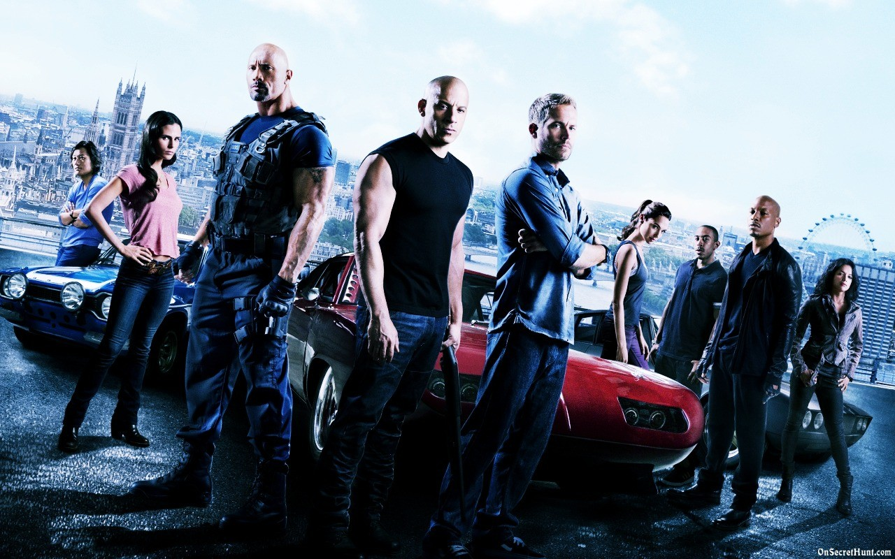 The Worst Movie of the Year – Fast & Furious 6 (2013)