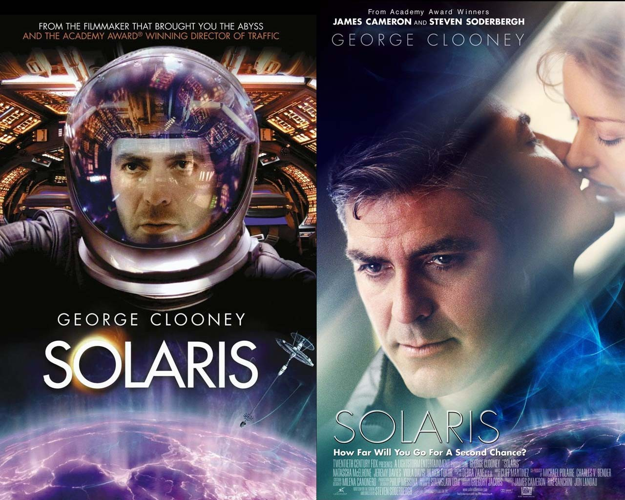 Loy Machedo's Movie Review – Solaris (2002)