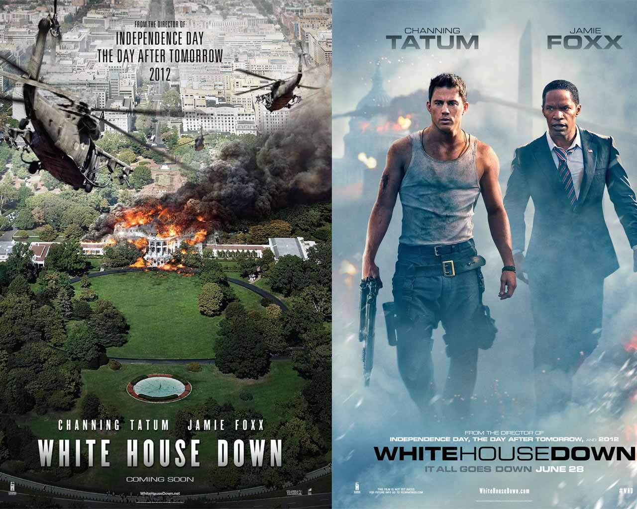 Loy Machedo S Movie Review White House Down 2013 Loy