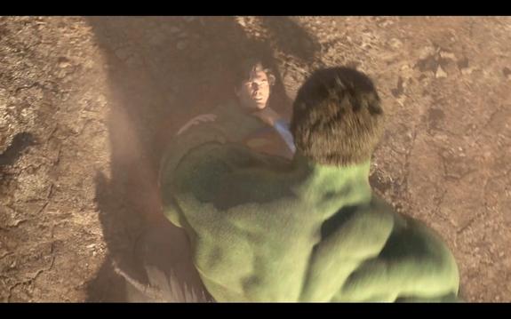 Superman Versus The Incredible Hulk - Loy Machedo ...
