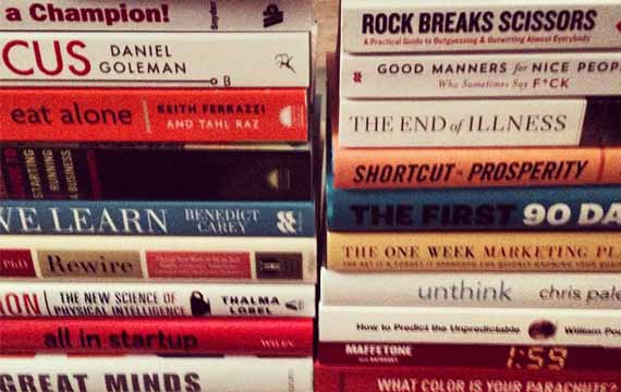 Loy Machedo's September Books List
