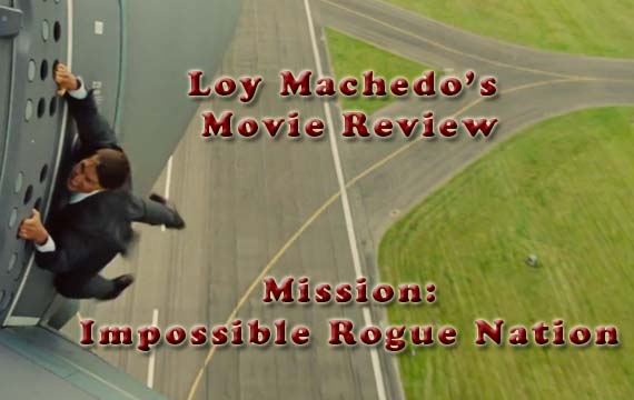 Mission- Impossible Rogue Nation