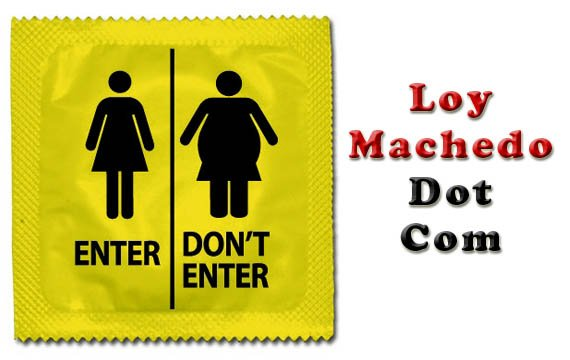 Condom Advertisement