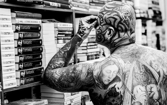 Loy Machedo Tattoos