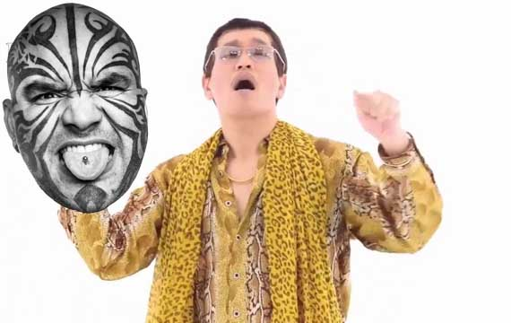 PPAP Song(Pen Pineapple Apple Pen
