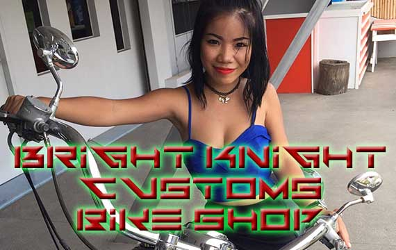 Bright Knight Custom Shop, Koh Samui, Thailand