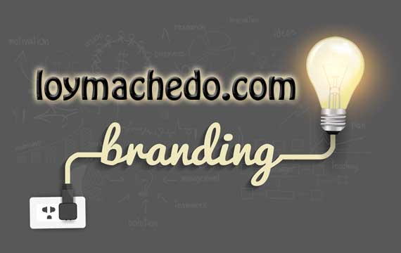 What Is Personal Branding? Ask Loy Machedo