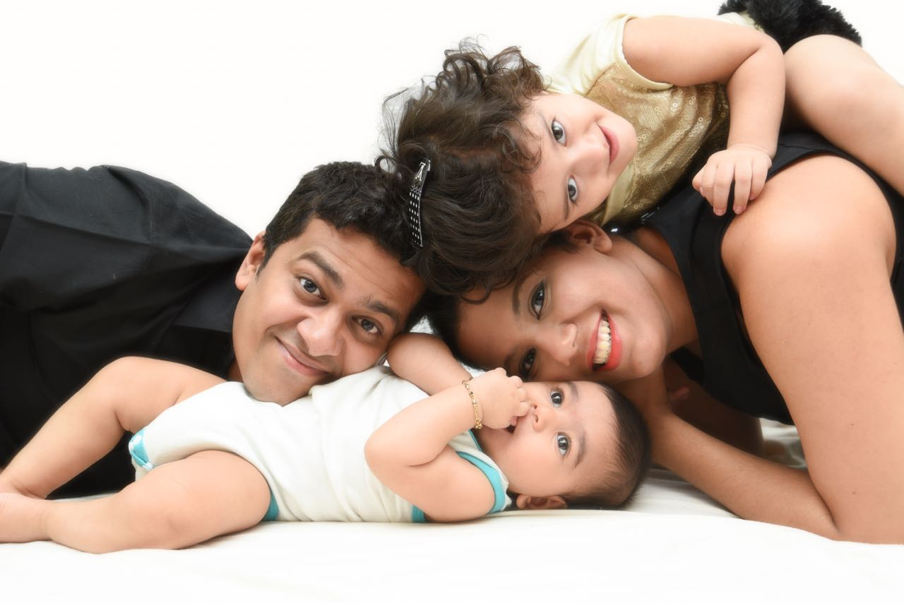 Jaison Mandapathil Photography Family Photograph