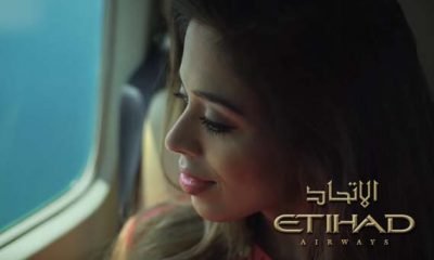 Radhicka KC Etihad Airways