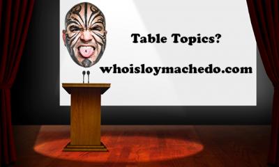 95 TableTopics