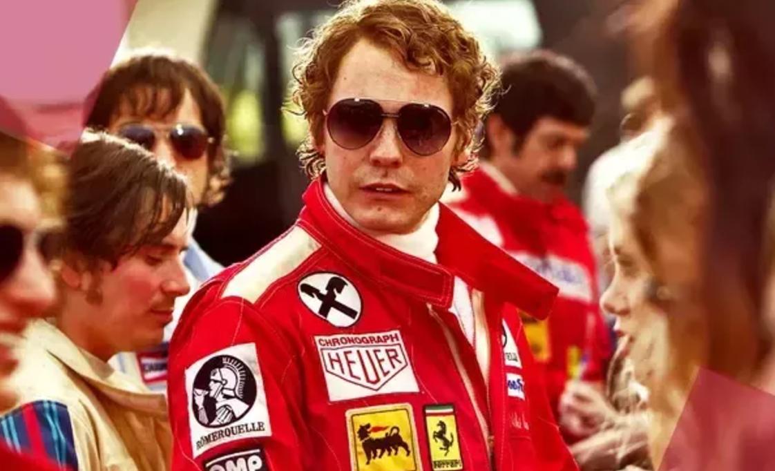Niki Lauda Rush (2013)