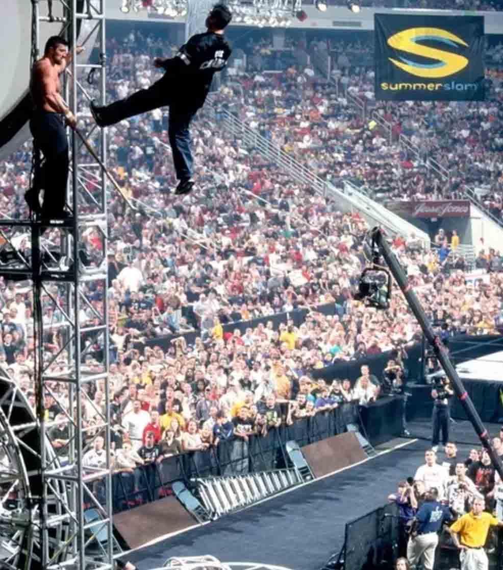 WWE Shane McMahon copy