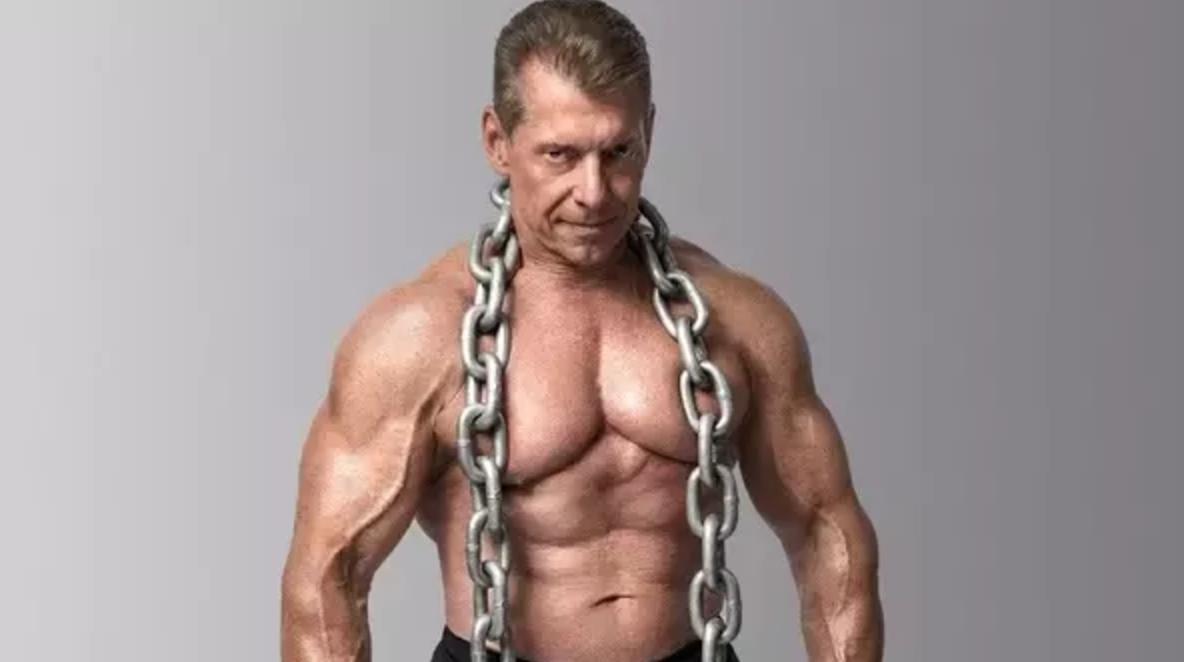 WWE Vince McMahon 1