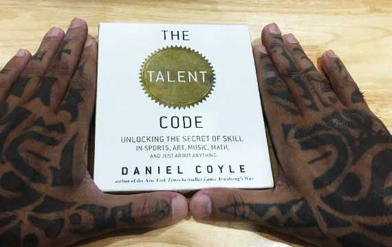 The Talent Code Book by Daniel Coyle – Loy Machedo's Book Review