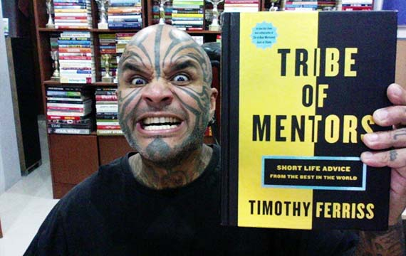 Tim Ferriss: Tribes of Mentors – The 70 Recommended Tips I Loved