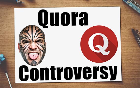 Quora Controversy