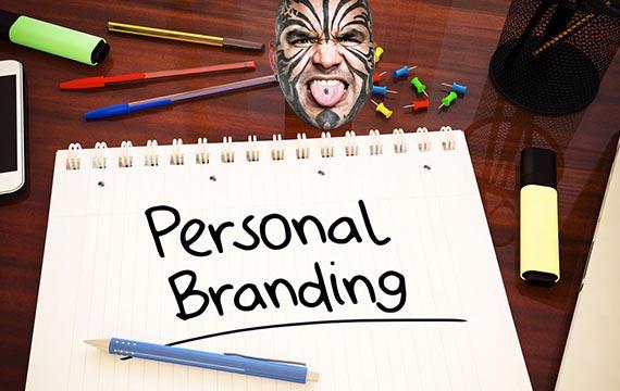 Personal Branding Curse