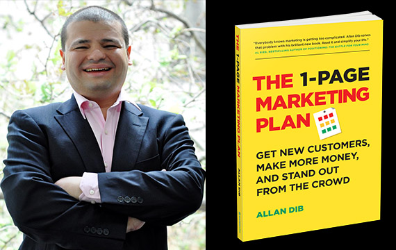 Allan Dib's 'The 1-Page Marketing Plan'
