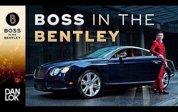 Dan Lok Boss In The Bentley