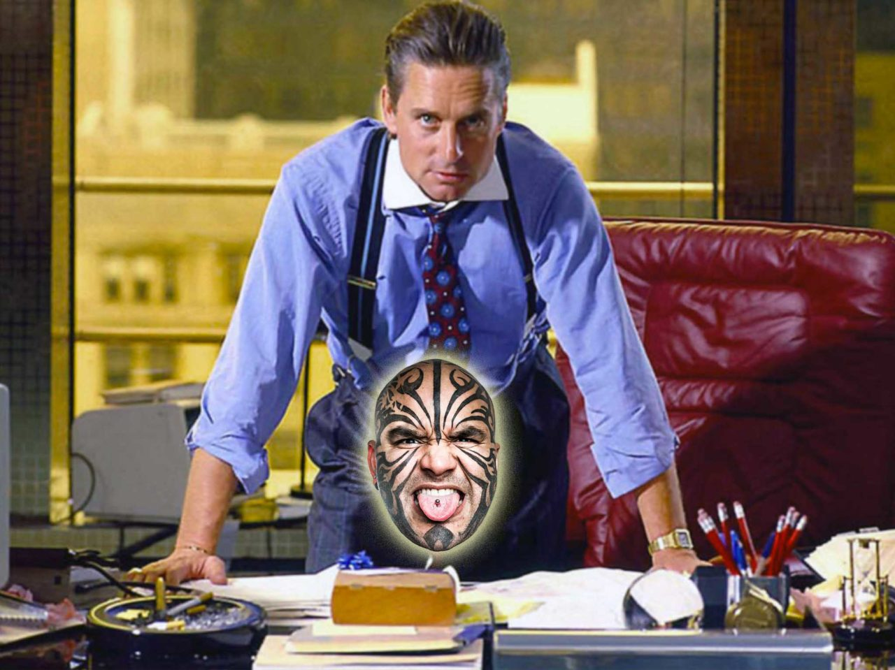 Gordon Gekko Dominations