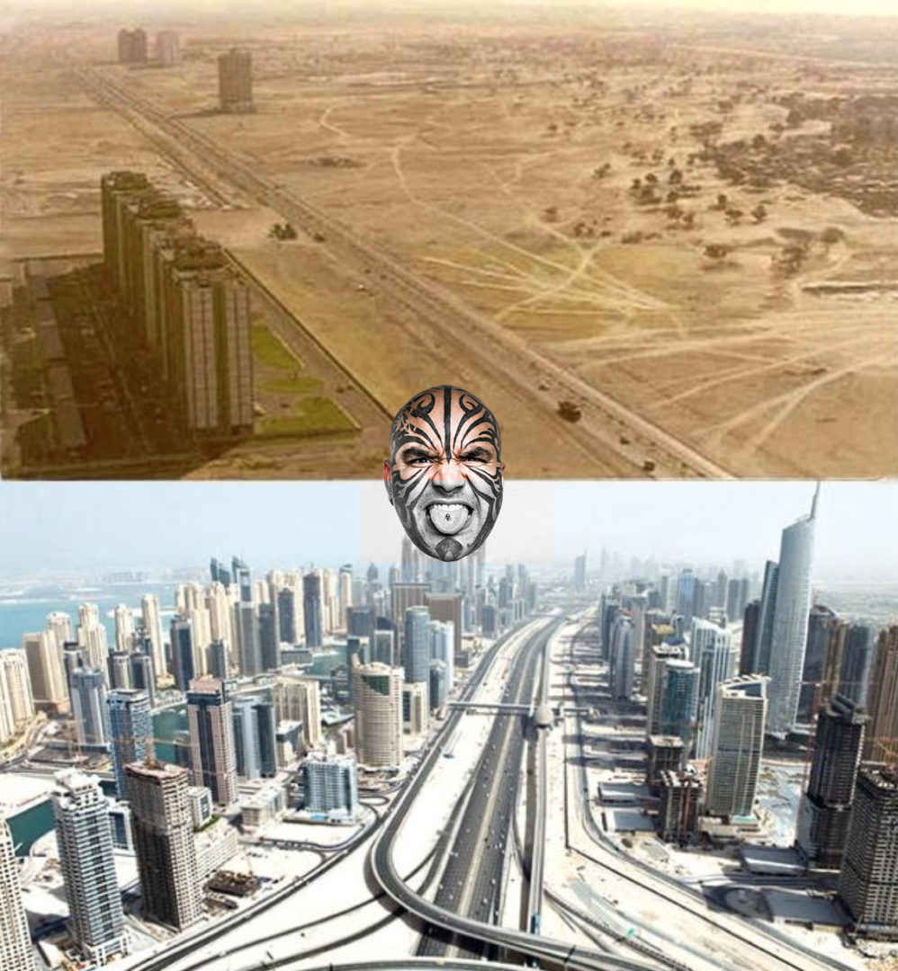 Dubai Before And Today