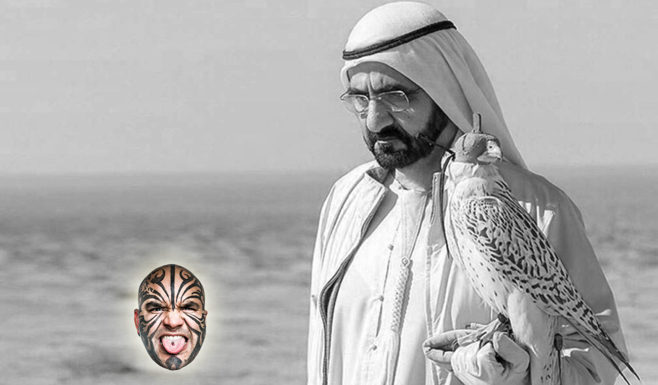 Sheikh Mohammed Loy Machedo Contrast