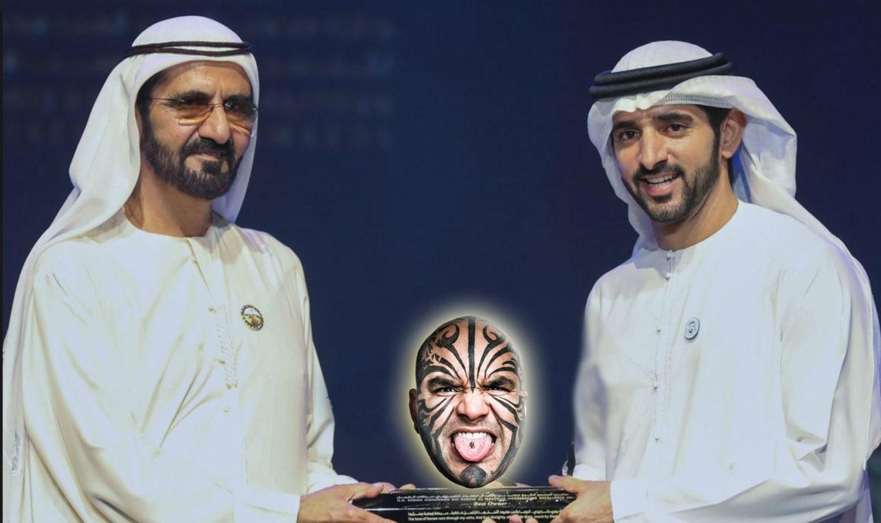 Sheikh Mohammed Loy Machedo Dubai Quality Award