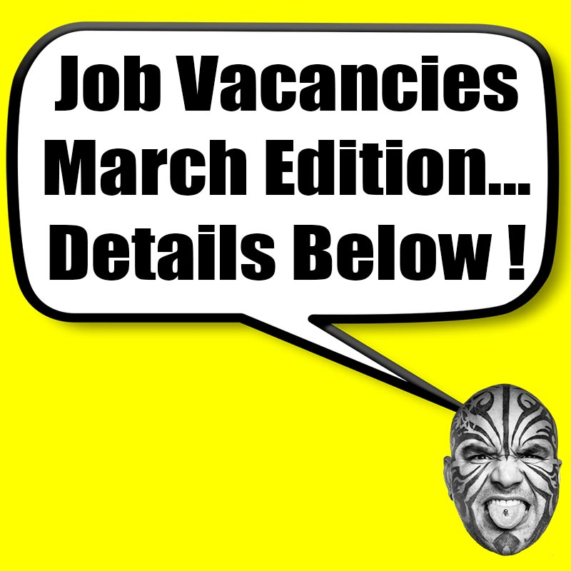 UAE Job Vacancies For The Month Of March 2020