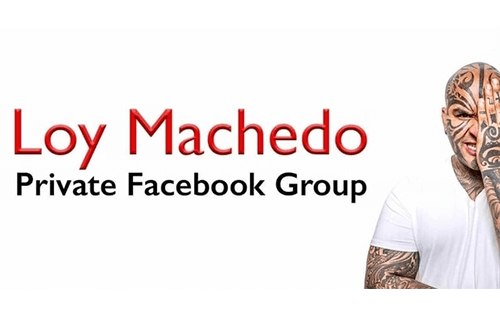 Loy Machedo Facebook Group