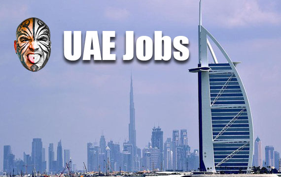 Jobs in UAE – Job Vacancy in UAE For April 2021